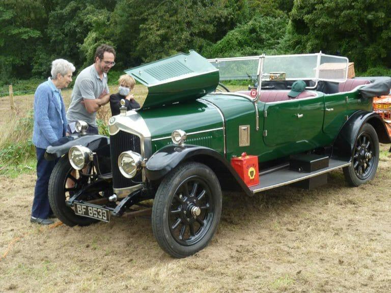 1924 19.6HP Crossley