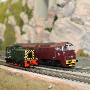 Diesel Locomotives & DMUs