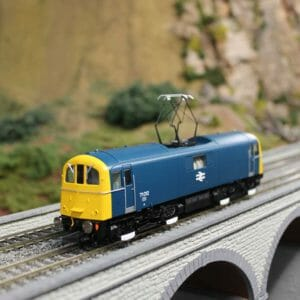 Electric Locomotives & EMUs