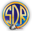 The Polar Express SDR Roundel Logo